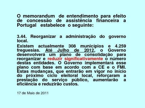 Segunda presentación Antonio Cándido de Oliveira. - II Seminario Luso-Galaico de Dereito Local, Reforma da Administración Local / Tutela da legalidade urbanística